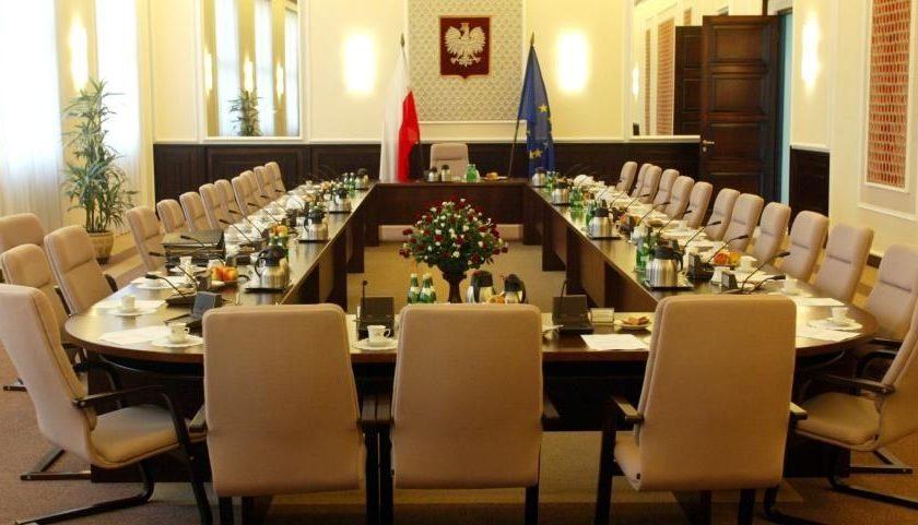 rozporządzenie rady ministrów