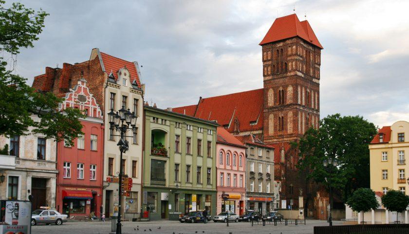 Toruń - gdzie zjeść smaczny lunch?